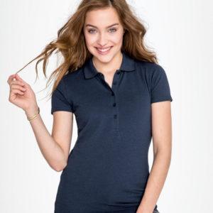SOLS Ladies Phoenix Pique Polo Shirt 01709