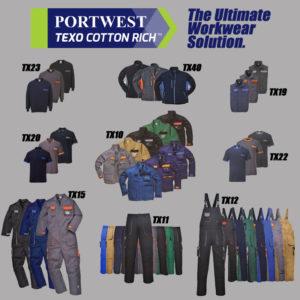 Portwest Texo Workwear