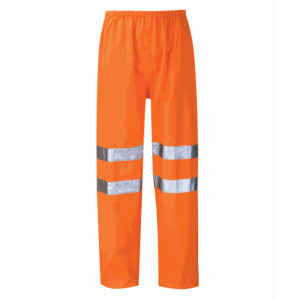 Black Knight Thor 2 High Vis Breathable Rail Over Trouser