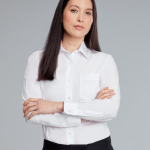 Williams Womens Classic Collar Blouse