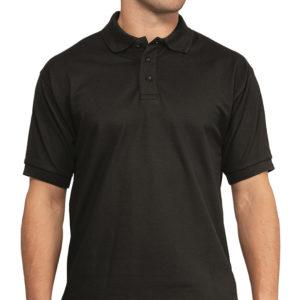 Hammertex Polo Shirt - Black