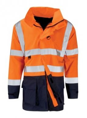Toba Breathable FR Anti-Static Jacket