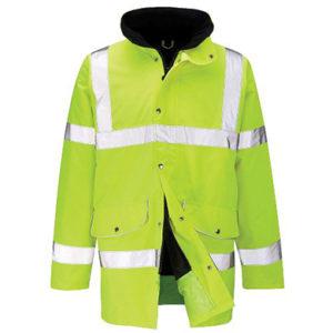 Lancelot Executive High Visibility 3/4 Jacket