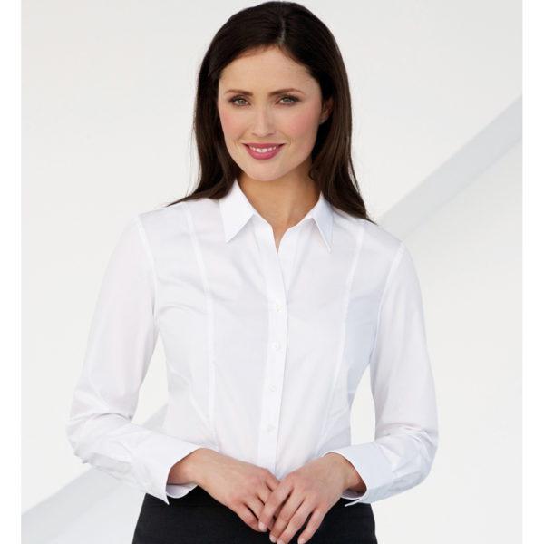 Palena Blouse White